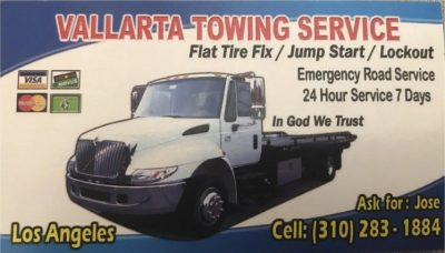 Vallarta's Towing and Autorepair