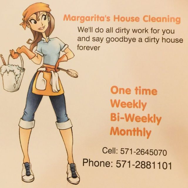 Margarita's House Cleaning