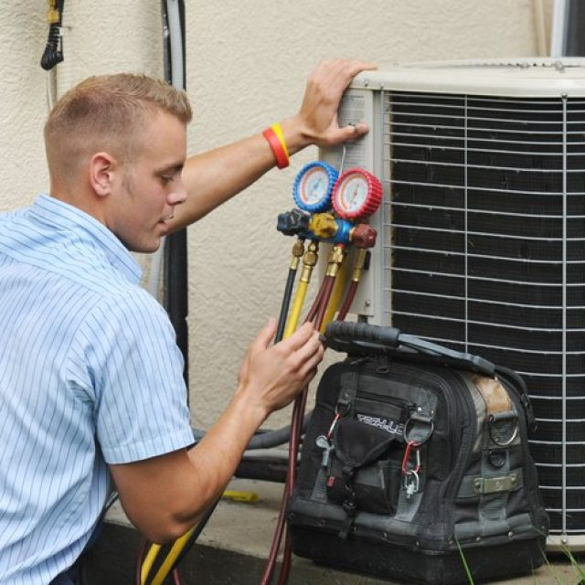 Gilder AC and Heating